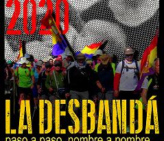 Detalles de la Marcha de La Desbandá 2020