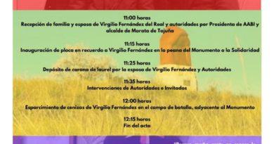 Homenaje a Virgilio