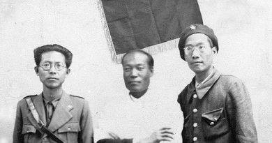 La historia de Chi Chang, un voluntario chino