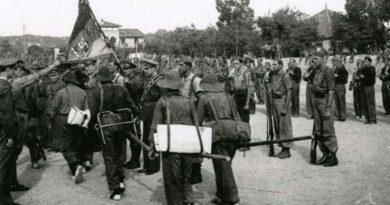 El batallón Juan Marco de la XIII Brigada Internacional. Las fotos del Dr. Usano