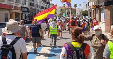 Marcha Memorial de la Desbandá 2021. La Desbandá Chiquita