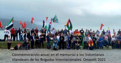 Celebración anual de FIBI en Omeath, 2021